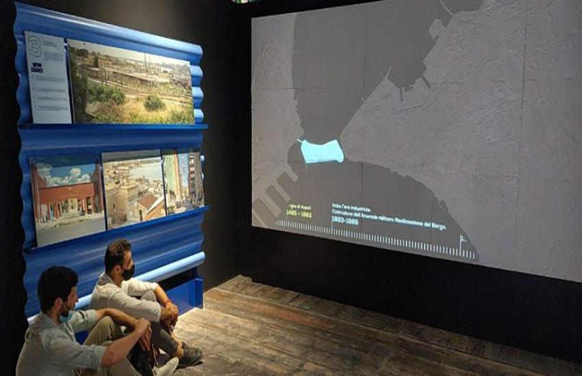 """Biennale di Venezia, presente anche """"Ecosistema Taranto"""" fino al 26 settembre"""