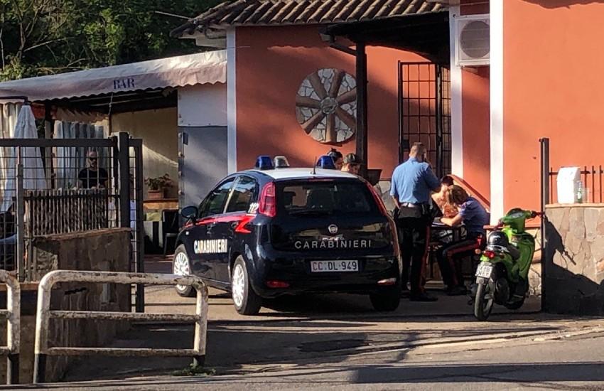 Sezze, bar preso d'assalto nella notte: ingente il bottino
