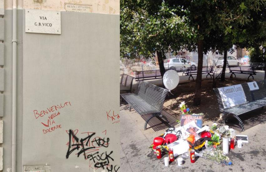 """Omicidio Leone, oggi lutto cittadino ma i cittadini invocano """"più controlli"""""""