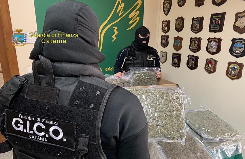 Droga: catturato a Valencia narcotrafficante ricercato dalle Fiamme Gialle di Catania