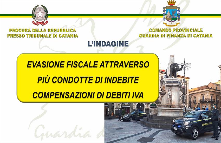 Catania: ha ideato modelli di evasione fiscale, arrestato commercialista di Catania, 47 indagati (VIDEO)
