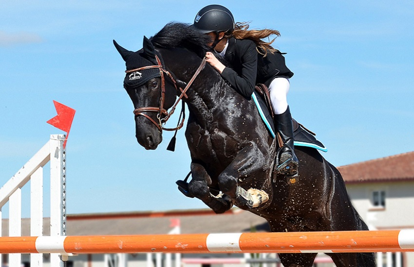 """Equitazione, Vida show jumping Roma, Della Pelle: """"brilla Maria Vittoria Di Francia"""""""