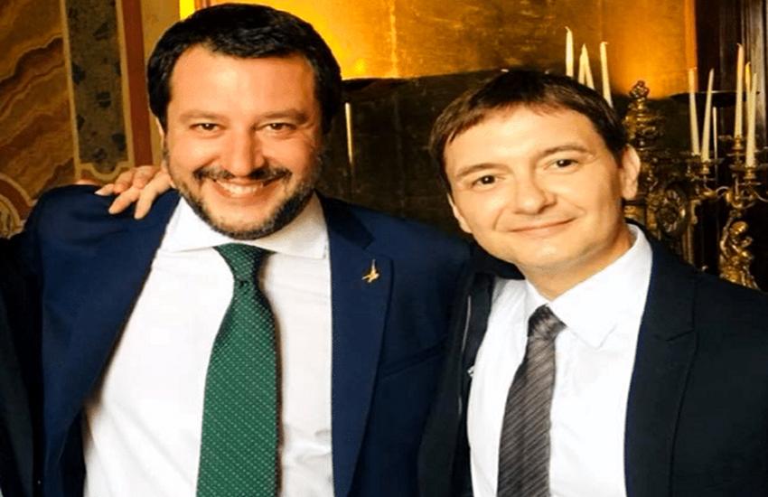 Luca Morisi indagato per droga: avrebbe venduto stupefacenti a 3 persone
