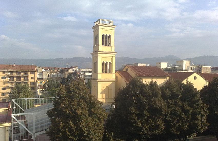 Istituto Salesiano di Caserta: 7 candidati sindaco a confronto