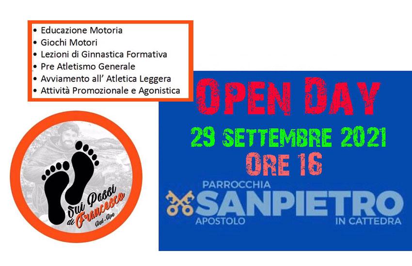 Open Day Sport e Benessere alla chiesa San Pietro in Cattedra a Caserta