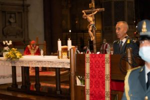 Bologna: la Guardia di Finanza celebra San Matteo