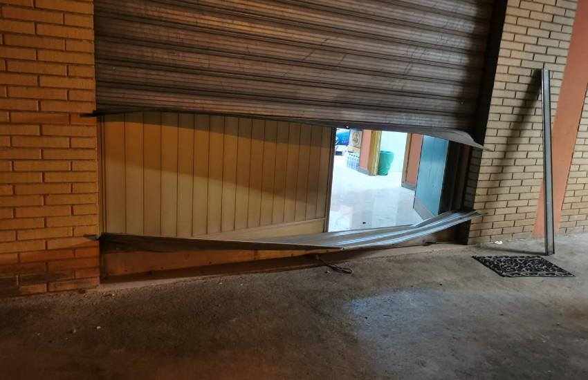 Ladri in azione nella notte a Sezze: preso di mira un altro bar