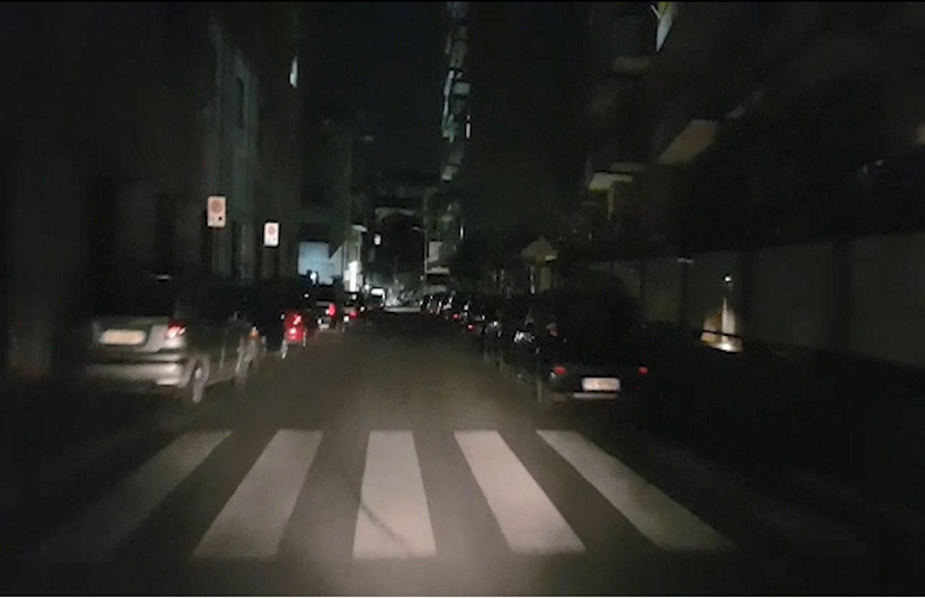 Catania e i cittadini abbandonati al buio (VIDEO)