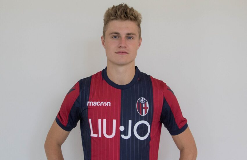 Il Bologna batte l'Hellas Verona grazie ad una rete di Svanberg