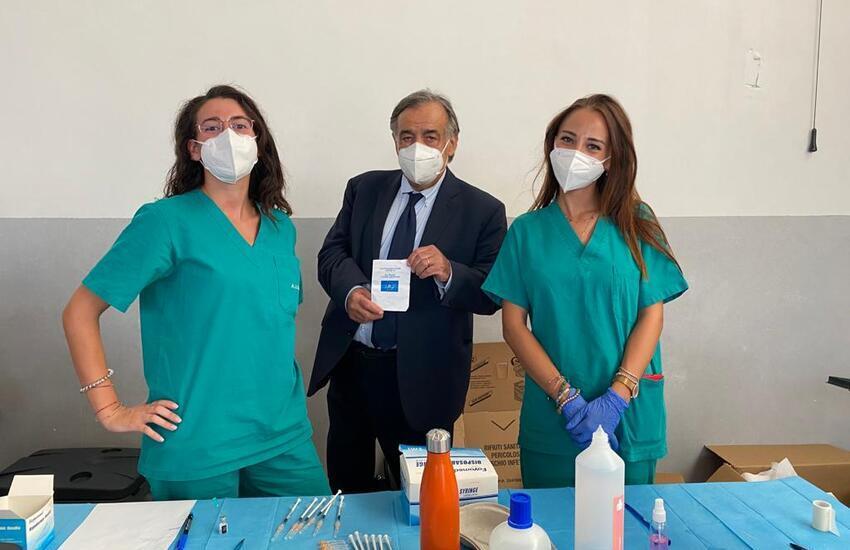 Palermo, parte l'operazione #VacciniInQuartiere