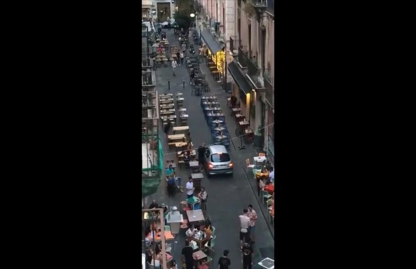 Catania, dove rientrare a casa diventa un incubo