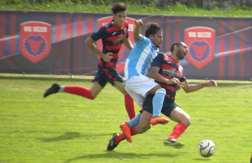 Calcio Eccellenza, la Vis Sezze travolge il Terracina