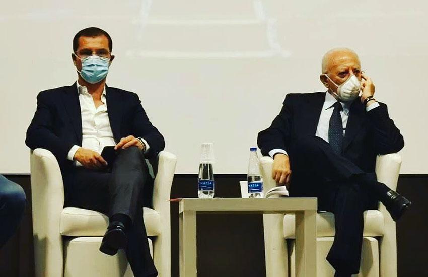 Mondragone, De Luca annuncia il finanziamento per l'ospedale e il pronto soccorso