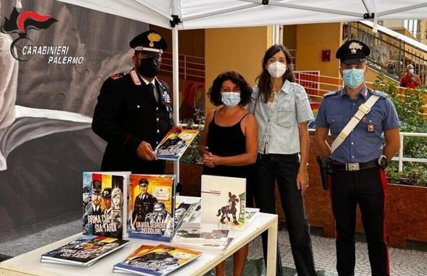 """""""Zen book Festival"""", i carabinieri donano libri per ragazzi"""