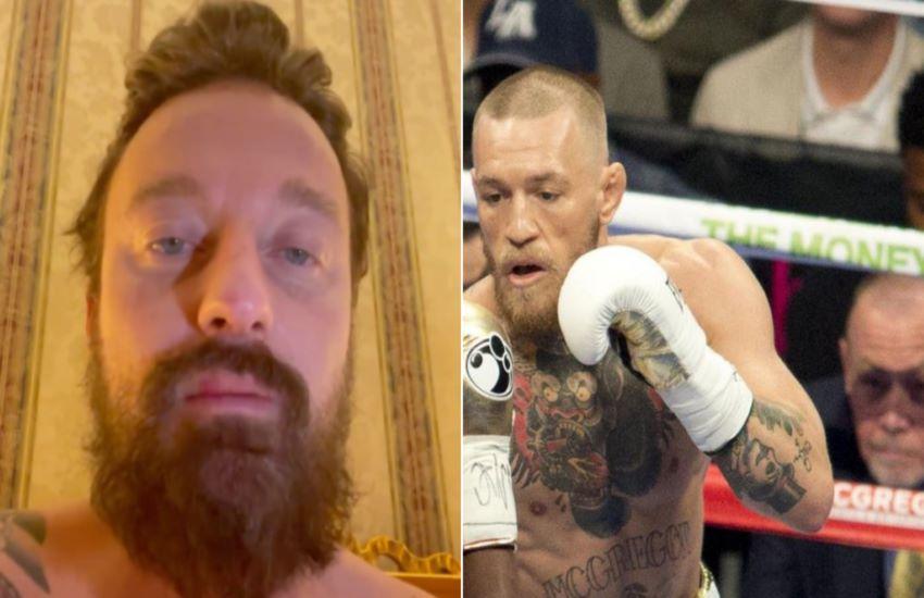 Facchinetti, aggressione immotivata da parte di Conor McGregor in albergo