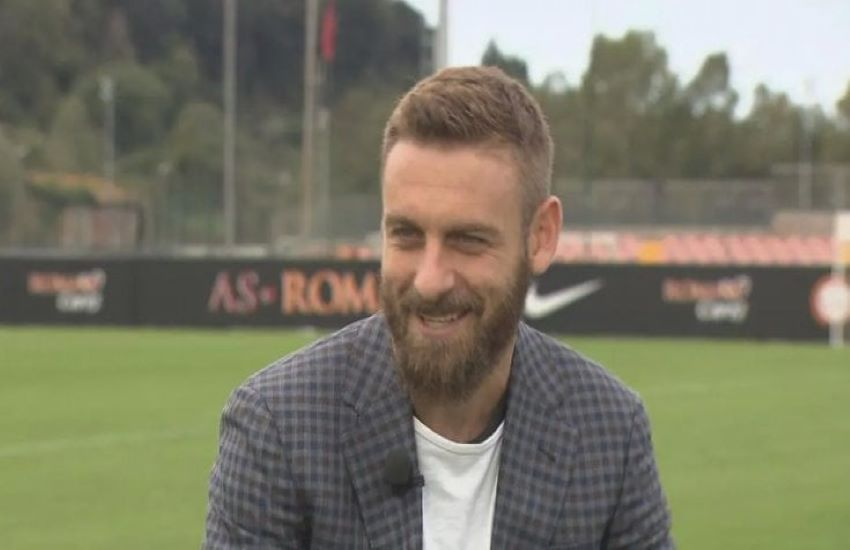 Daniele De Rossi, da capitano della Roma ad allenatore