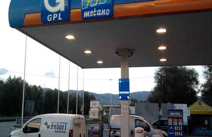 Caro metano: molti distributori a rischio chiusura