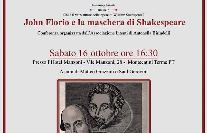 John Florio e la maschera di Shakespeare