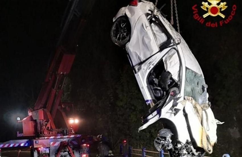 Tragedia del sabato sera a Brossasco: 2 giovani morti