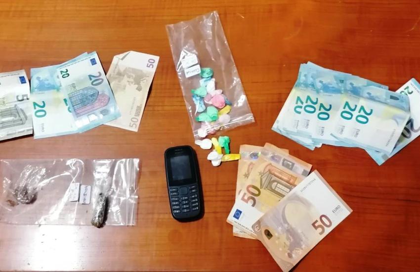 Sale (AL), spaccio di cocaina: arrestati 27enni marocchini