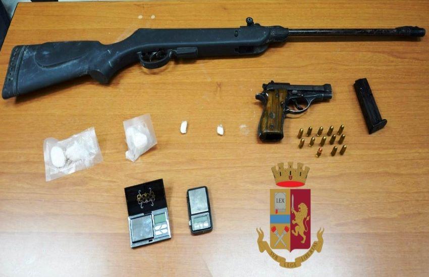 Anzio, scoperto arsenale di armi in un garage di un 43enne