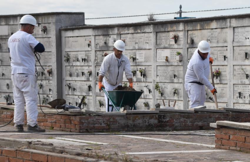 Venezia, cimiteri: dal 2015 investiti circa 30 milioni per la riqualificazione e la messa in sicurezza