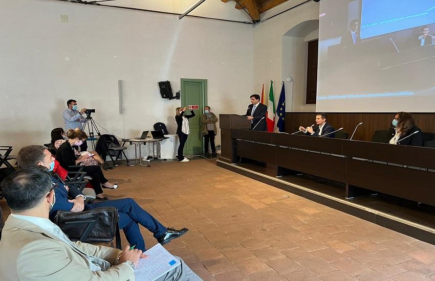 Comunicazione e Informazione pubblica al centro degli Stati Generali di Catania