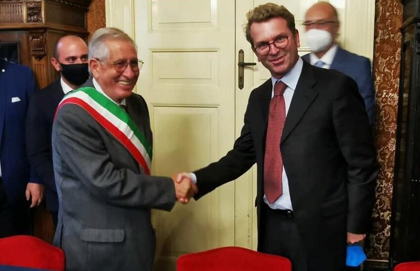 Vittoria ha ufficialmente un sindaco: cerimonia di insediamento oggi per Francesco Aiello