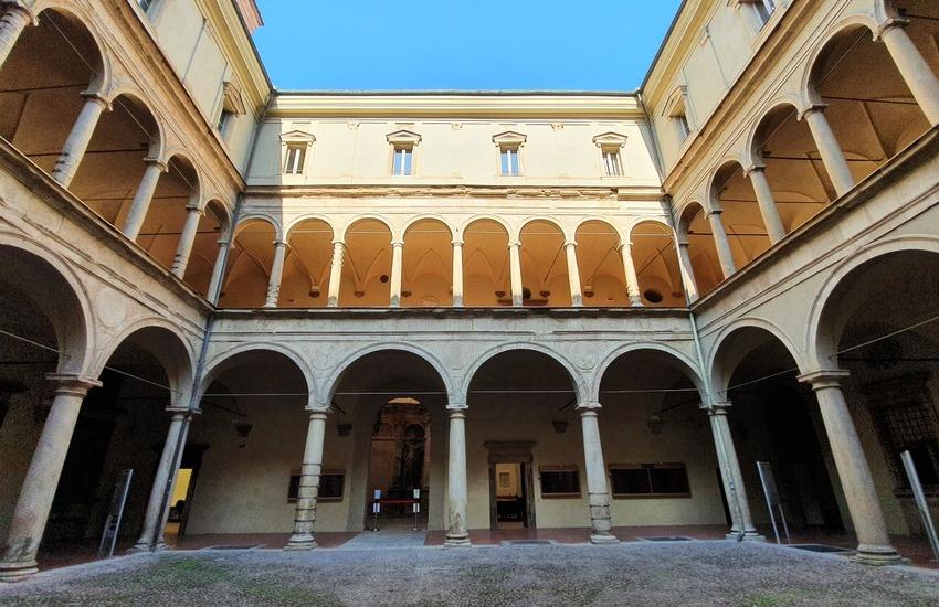 UNIBO. Palazzo Malvezzi: terminati i lavori della sede di Giurisprudenza a Bologna