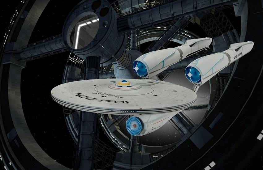 Fare la differenza: il capitano Kirk va nello spazio davvero (guarda il video)