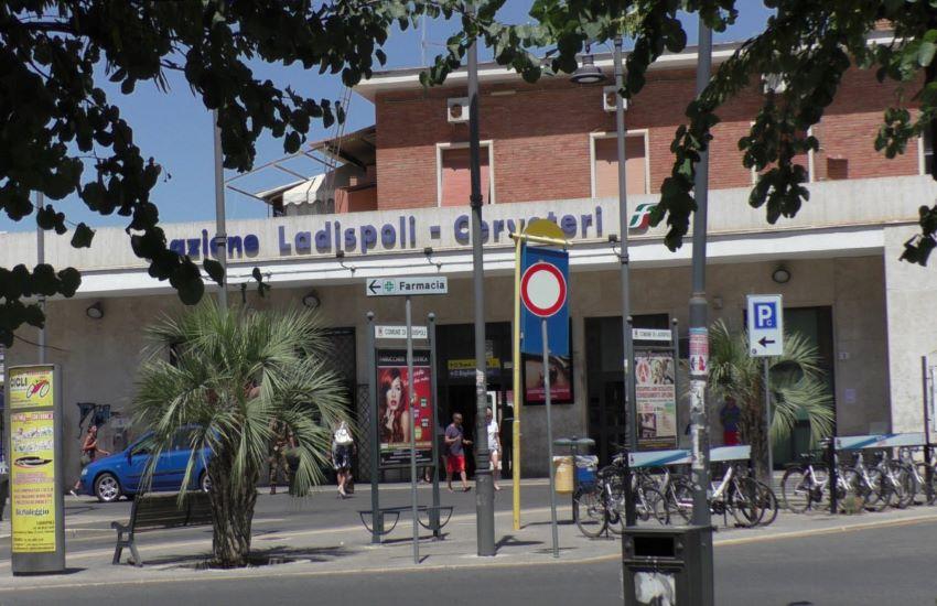 Choc a Ladispoli: muore un uomo travolto dal treno