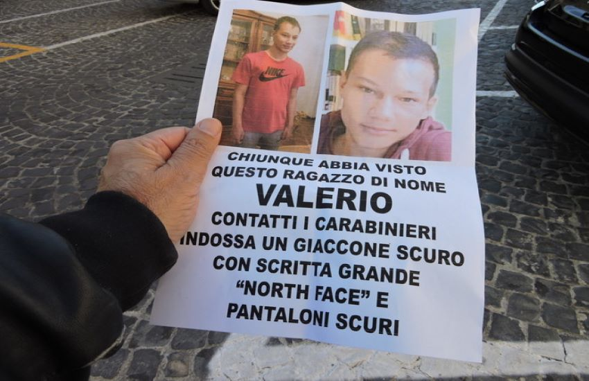 Ritrovato privo di vita sotto il ponte di Ariccia, il ragazzo 18enne scomparso da casa domenica