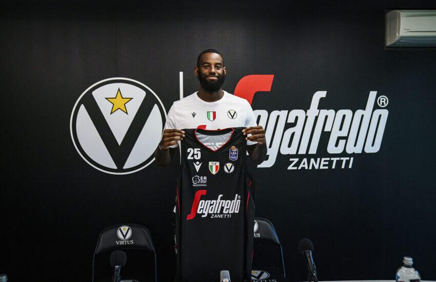 JaKarr Sampson: le prime dichiarazioni in maglia Virtus Bologna